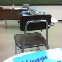 Photo taken at Truman College by Jude B. on 6/2/2012