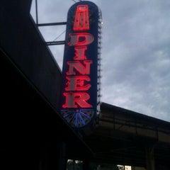 Photo taken at Salt & Pepper Diner by Michael C. on 8/23/2011