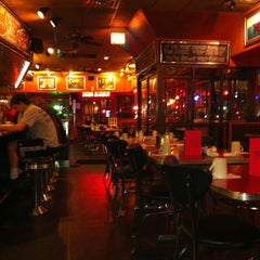 Photo taken at Deluxe Diner by Kendra T. on 5/9/2012