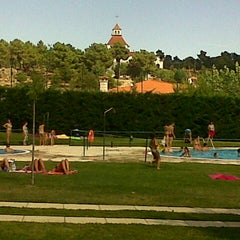 Photo taken at Piscina de Valpaços by Marlene S. on 8/20/2012
