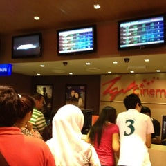 Photo taken at TGV Cinemas by Mohamad H. on 6/3/2012