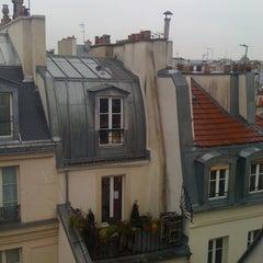 Photo taken at Rue Saint-Sauveur by Julien S. on 12/28/2010