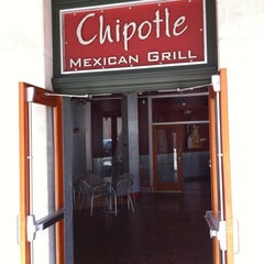 Photo taken at Chipotle Mexican Grill by Nick G. on 4/10/2012