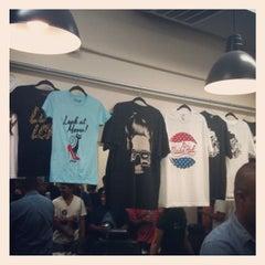 Photo taken at Mojo Barbershop by Electric B. on 7/7/2012