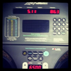 Photo taken at LA Fitness by Remichael B. on 2/10/2012