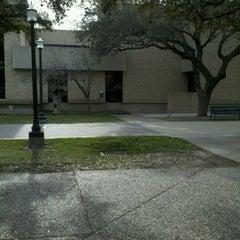 Photo taken at Military Walk by Linda C. on 2/9/2012