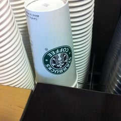 Photo taken at Starbucks by Theo P. on 1/22/2011