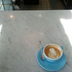 Photo taken at Espresso Cielo by Kyle D. on 1/14/2012