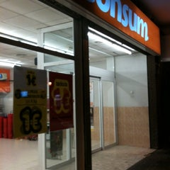 Photo taken at Consum by rafolas on 1/27/2011