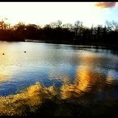 Photo taken at Leazes Park by Saravanan on 4/5/2012
