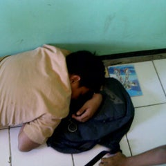 Photo taken at SMPN 43 Bandung by Muhammad F. on 10/13/2011