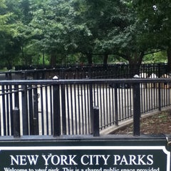 Photo taken at Tompkins Square Park by Toshiyuki F. on 6/26/2012