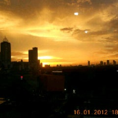 Photo taken at Plaza BII Tower 1 by Eky D. on 1/16/2012