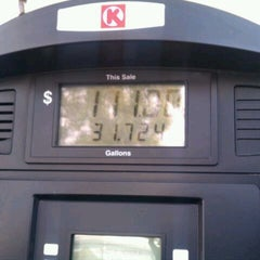 Photo taken at Circle K by Billie T. on 9/12/2011