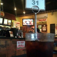 Photo taken at Best New York Pizza by Robert M. on 6/22/2012