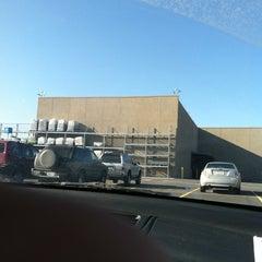 Photo taken at Walmart Supercenter by Gabriel S. on 3/28/2011