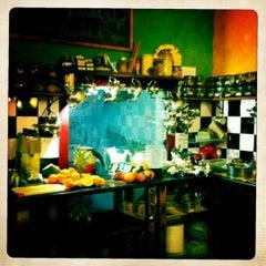 Photo taken at La Clandestina by Andrea C. on 8/24/2011