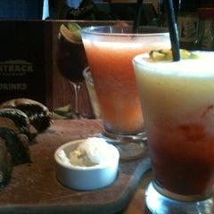 Photo taken at Outback Steakhouse by Kelani F. on 3/31/2012