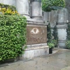 Photo taken at Mandarin Oriental Hyde Park, London by Kritt N. on 4/17/2012