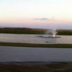 Photo taken at St. Cloud Lake Front by Rebecca W. on 10/22/2011