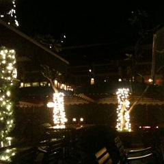 Photo taken at The Valley Bistro Cafe & Resort Hotel by Nick S. on 6/11/2012