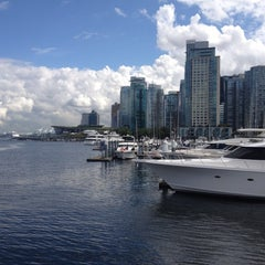 Photo taken at The Westin Bayshore, Vancouver by Beth J. on 8/23/2012
