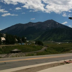 Photo taken at Crested Butte Mountain Resort by Van S. on 7/24/2011