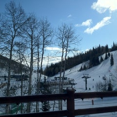 Photo taken at Deer Valley Resort by Brian L. on 2/23/2012