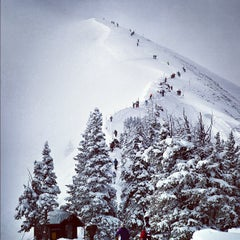 Photo taken at Aspen Highlands by Aspen Snowmass M. on 3/7/2012