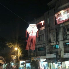 Photo taken at khopat by Navnath K. on 1/25/2012