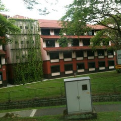 Photo taken at Nanyang Technological University (NTU) by Suwan P. on 7/18/2012