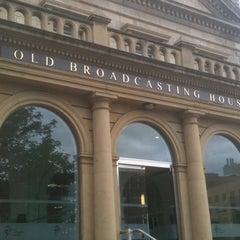 Photo taken at Old Broadcasting House by Martin B. on 7/7/2011