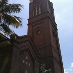Photo taken at Sacred Heart Cathedral by Missxstatic on 12/20/2011