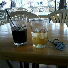 Photo taken at Nguyen Coffee by Eric C. on 12/10/2011