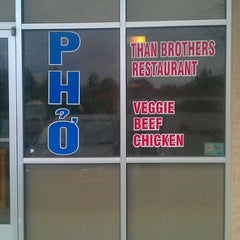 Photo taken at Th`uy's Pho by Brett R. on 8/1/2011