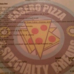 Photo taken at Casero Pizza & Specialty Breads by Jay W. on 9/30/2011