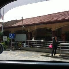 Photo taken at KTM Line - Sungai Buloh Station (KA08) by Lynn on 2/24/2012