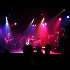 Photo taken at The Glass House by Kevin M. on 3/31/2012
