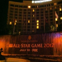 Photo taken at InterContinental Kansas City At The Plaza by Bryan S. on 7/4/2012