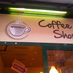 Photo taken at Coffee Shop by jinx E. on 12/15/2011