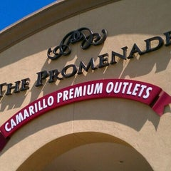 Photo taken at Camarillo Premium Outlets by Jorgette Joanne on 9/4/2011