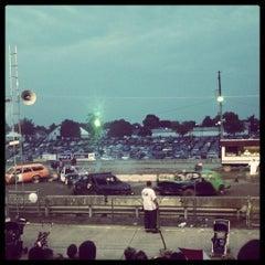 Photo taken at Stark County Fairgrounds by Kristen J. on 9/5/2011
