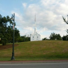 Photo taken at North Reading Town Common by doug on 9/2/2012