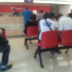 Photo taken at CIMB Bank Berhad, Jalan Kapar by Yan L. on 1/18/2012