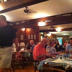 Photo taken at Pine Tavern Restaurant by Tony R. on 9/3/2011