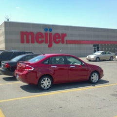 Photo taken at Meijer by Bob B. on 6/21/2012