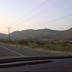 Photo taken at CA-138 (Pearblossom Hwy) by Fernando T. on 9/16/2011