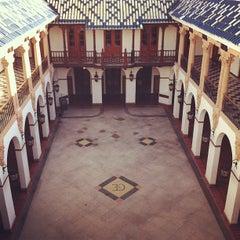 Photo taken at Casa de España by Eric V. on 2/8/2012