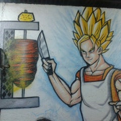 Photo taken at Taqueria Goku by Jhony M. on 8/17/2012