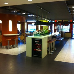 Photo taken at McDonald's and McCafé by Andras T. on 8/10/2011
